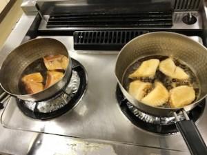 ★試食煮魚