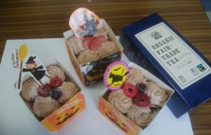 ★ハロウィンケーキ