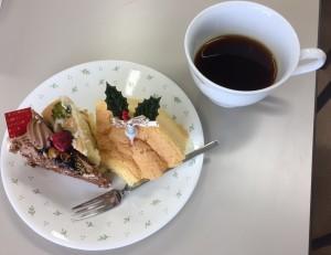 ★ケーキとコーヒー