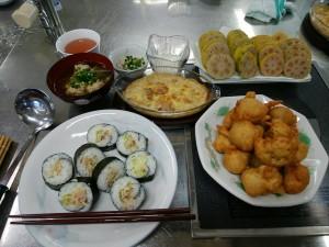 ★れんこん料理